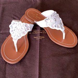 Kate Spade Cora Embellished Sandal